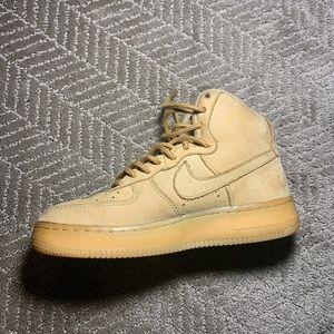 Nike wheat Af1 🍞